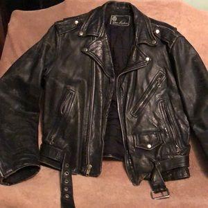 Vintage Gino bikers jacket